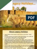Legacy Holidays Pvt Ltd