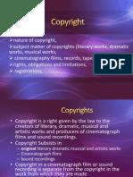 Copy Rights I