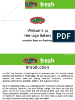 Corporate Presentation_Heritage Bakery_Show Updated