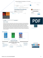 Principles of Metallurgical Thermodynamics - CRC Press Book