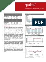 JLL Eindhoven Office Market Profile (2013 Q4)