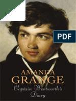 Amanda Grange - Série Herois de Jane Austen - 2 - Diário Do Capitão Wentworth