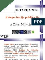 Kategorizacija naučnih publikacija