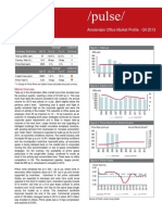 JLL Amsterdam Office Market Profile (2013 Q4)