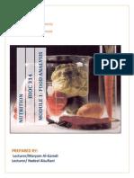 Nutrition Module1