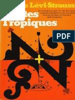 Lévi-Strauss, Claude - Tristes Tropiques (Criterion, 1961)