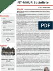 Lettre Octobre 2009 Version Web