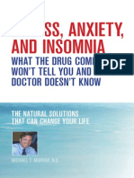 Stress, Anxiety and Insomnia by Michael Murray