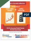 Guaranteed Wealth Protector Brochure