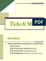 Ticks & Mites