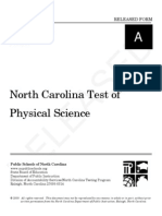 physical science practice test