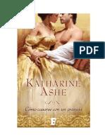 Ashe, Katharine - Club Falcon 03 - Cómo Casarse Con Un Granuja
