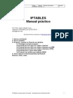 Iptables - Manual Practico
