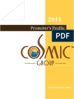 Promoter's Profile