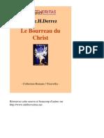 43082 PATRICHDERREZ Le Bourreau Du Christ [InLibroVeritas.net]