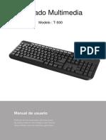 User Manual T-500