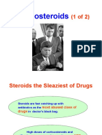 Corticosteroids 1 of 2