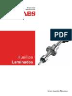 Catalogo Husillos PDF Digital
