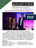 Newtsletter Vol 1 No 10 - April 2014