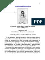 01 - As Pesquisas T. P. Barkas Com a Médium Elisabeth D' Espérance