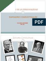 Conductimo y Peresonalidad