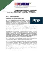 estatuto das orem - estatuto revisado 2014