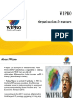 Wipro Organizationstructure 120417004615 Phpapp02