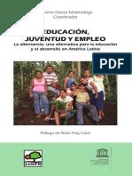 Educación, Juventud y Empleo