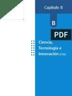 2B Ciencia, Tecnología e Innovación VFinal (Nov 2010)