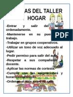 Normas Del Taller Hogar
