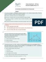 Ficha de Trabalho F7 -Energia de Sistemas Em Movimentos de Translação