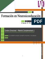 Cerebro Emocional- Mat Compl 1 - La UCCM y El Placer