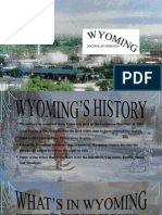 wyoming state project