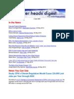 Cooler Heads Digest 2 June 2014