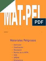 Materiales Peligrosos