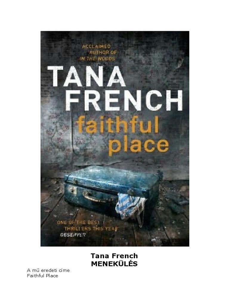 Tana French - Menekülés 67e5597590
