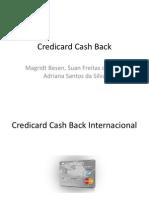 Credicard Cash Back