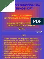 Palestra DFT