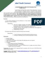 TOR - Bosnia PA AYLP Program 2014