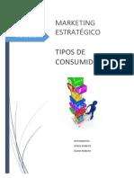 Tipos de Consumidor