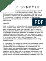 Bible Symbols