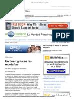 405181Gmail - La Verdad Para HoyUn Buen Guía en Las Montañas_1Corintios 4y16