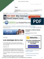 405247Gmail - La Verdad Para Hoy_Los Enemigos de La Cruz_Filipenses 3y18