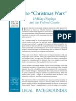 OO. Christmas Wars 06