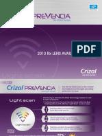 Crizal Prevencia_AV Chart