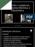 Profissões Na Indústria Eléctrica e Electrónica