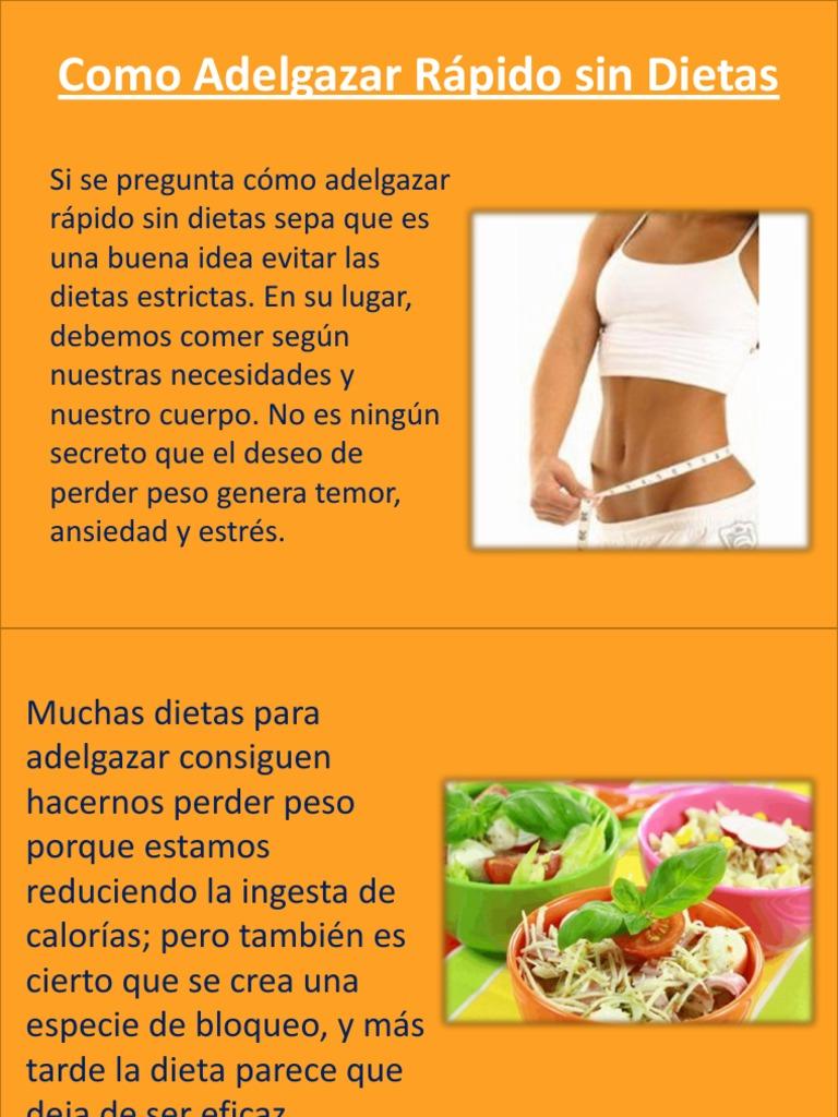 k dieta es buena para bajar de peso)