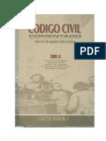 Codigo Civil Comentado - Contratos Nominados Tomo Ix