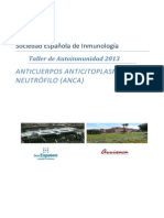 Anticuerpos Anticitoplasma de Neutròfilos