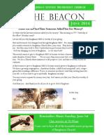 June Beacon 2014